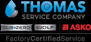 Thomas Service Company Logo